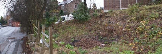 Land adjacent to 80 Canal Road, Congleton, Cheshire