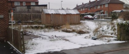 Erection of Two Semi Detached Dwellings