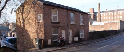 Conversion of Storage area below 40-42 Oxford Road to a single dwellin