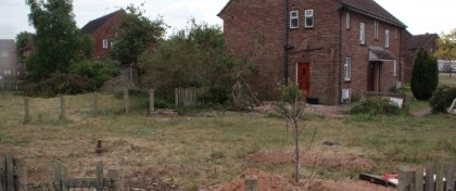 Land Adjacent 17 Walnut Avenue Auckley Doncaster South Yorkshire DN9 3EZ