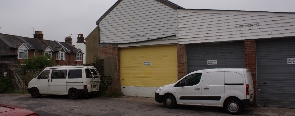 St John Ambulance Headquarters Timberyard Lane Lewes East Sussex BN7 2AU