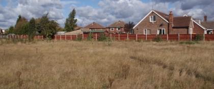Land At 125 - 127 Thorne Road Edenthorpe Doncaster South Yorkshire