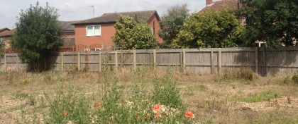 Site Of Former 125 Burrowmoor Road March Cambridgeshire Back to search results Track
