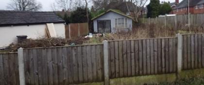 Land Adjacent 41 Sneyd Terrace Silverdale Newcastle Under Lyme Staffordshire