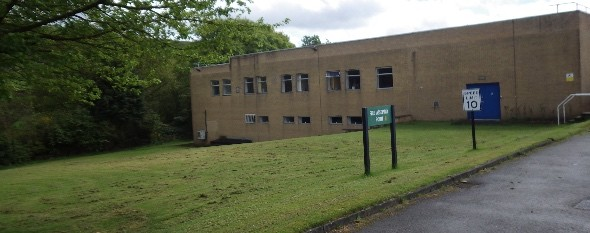 Hebble Brook Business Park Hays Lane Mixenden Halifax Calderdale HX2 8UL