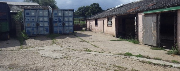 change of use of an agricultural building to a dwellinghouse   Site At Brock Hill Farm Brock Hill Runwell Wickford