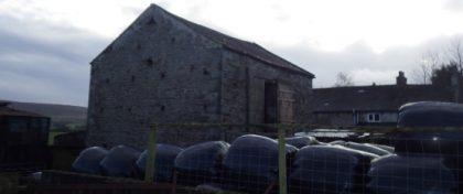 Agricultural Buildings At: Holdens Farm Stony Lane Forton Preston Lancashire PR3 1DE
