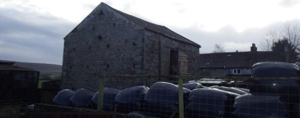 Agricultural Buildings At: Holdens Farm Stony Lane Forton Preston Lancashire PR3 1DE