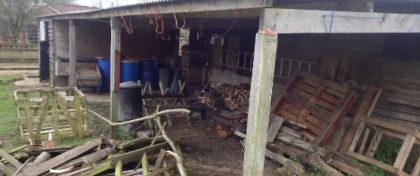 Threshing Yard Barn Hallfield Road IP24 1PT