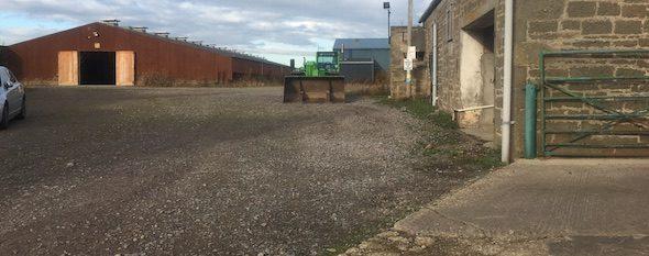 Upper Hempriggs Poultry Farm, Milton Hill Farm, Kinloss, Forres, Moray, IV36 2UB