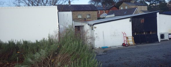 Land At Bowgreave House Farm Garstang Road Bowgreave Preston Lancashire PR3 1YE